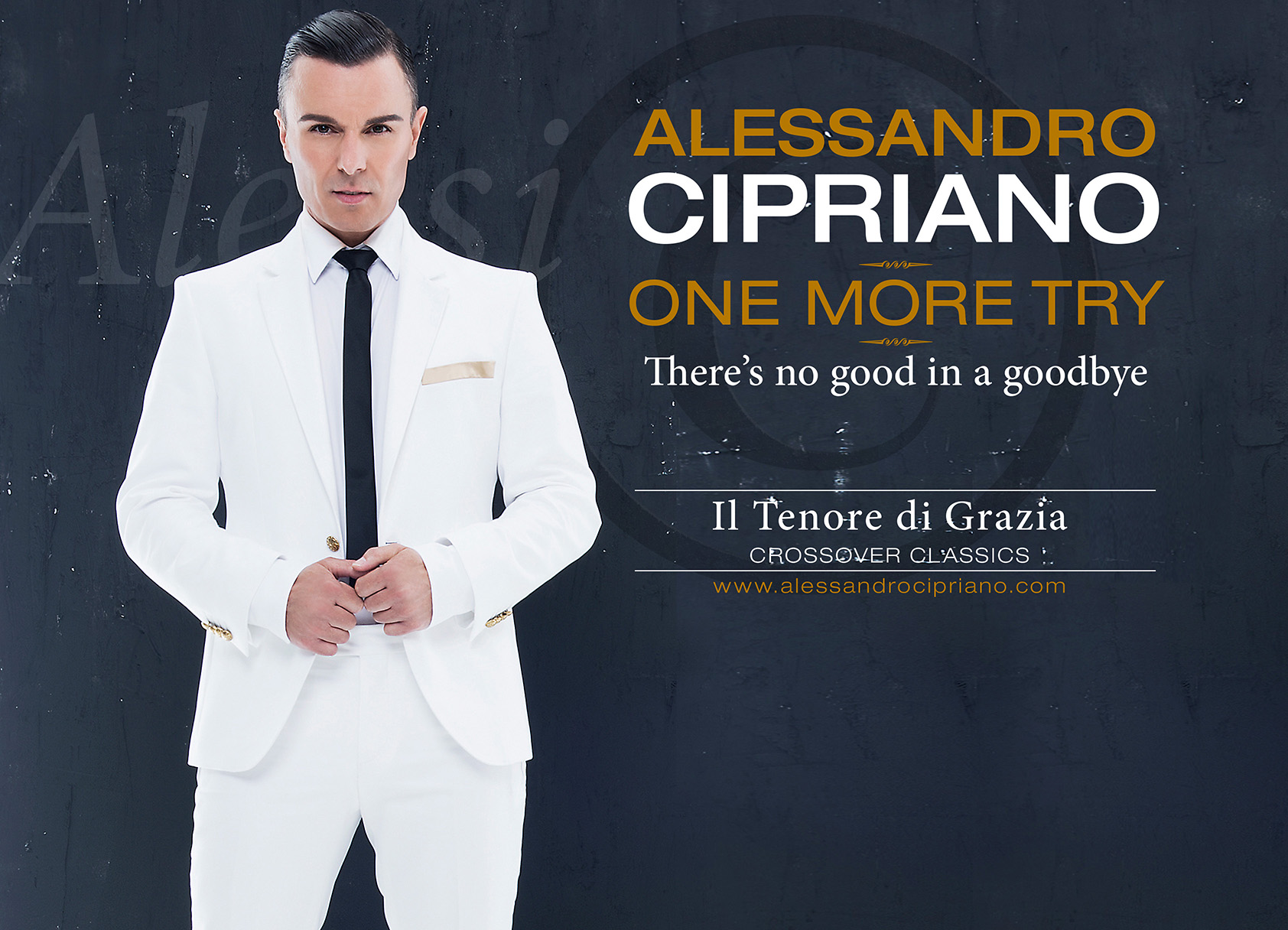 One More Try, Alessandro Cipriano