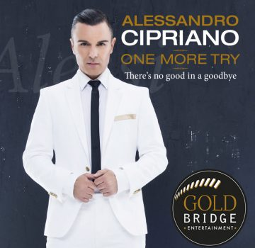 by Alessandro Cipriano Tenor, Classical Crossover Release Year   2015
