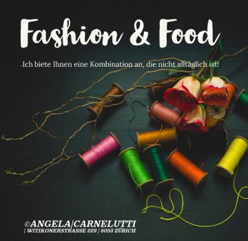Angela Carnelutti offers a complete clothing alteration and catering service.